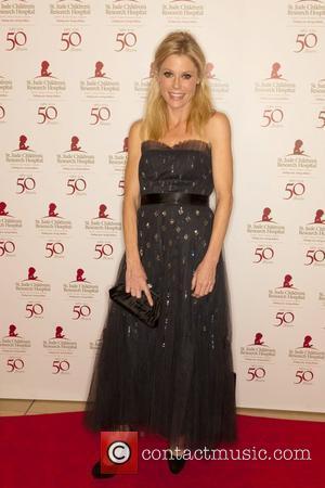 Julie Bowen and Beverly Hilton Hotel