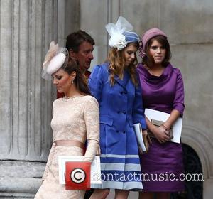 Kate Middleton and Princess Beatrice