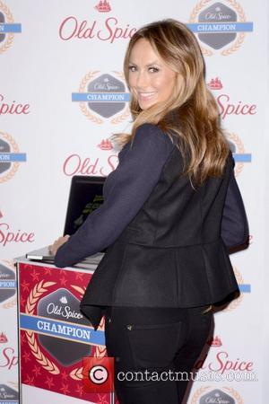 Stacy Keibler, Dikembe Mutombo's, Weeks, Save The World Lauch, Event and New York City