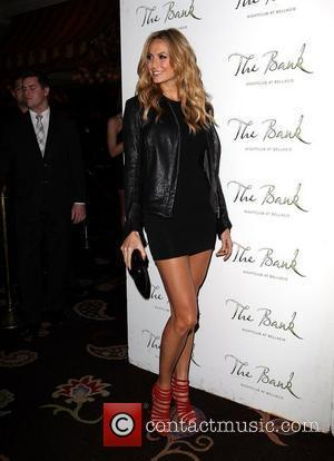 Stacy Keibler and The Bank Nightclub