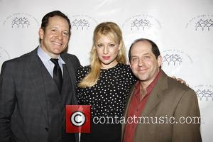 Steve Guttenberg, Ari Graynor and Jason Kravits  The 2011 New York Stage and Film Winter Gala held at The...