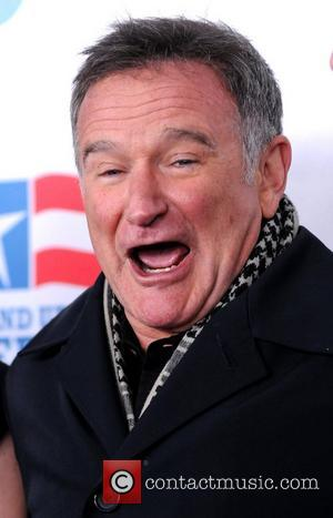 Robin Williams    6th Annual Stand Up For Heroes at the Beacon Theatre - Arrivals New York City,...