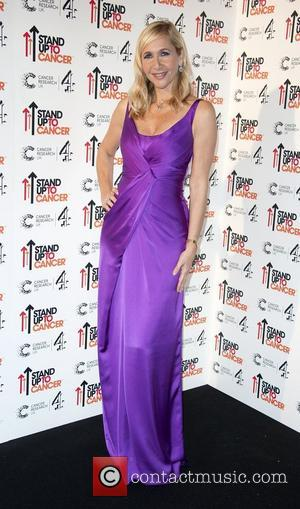 Tania Bryer Stand Up To Cancer fundraising gala, held at 3 Mills Studio - Arrivals London. England - 18.10.12