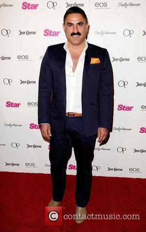 Reza Farahan Star Magazine's 'All Hollywood' event at AV Nightclub Hollywood, California - 04.24.12