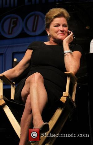 Kate Mulgrew Star Trek: Voyager Reunion 2012 at The Roddenberry Theatre at Rio All Suite Hotel and Casino Las Vegas,...