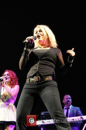 Kim Wilde performing live at the LG Arena in Birmingham Birmingham, England - 03.12.11
