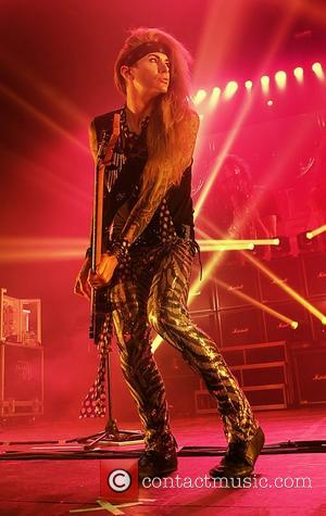 Steel Panther and Manchester O2 Apollo