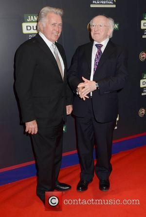 Martin Sheen and Dublin International Film Festival
