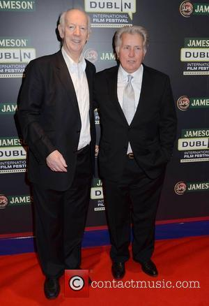 Tom Hickey, Martin Sheen and Dublin International Film Festival