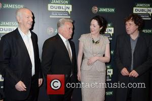 Tom Hickey, Martin Sheen, Stephen Rea and Dublin International Film Festival