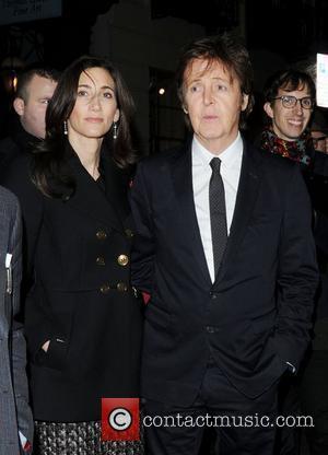NANCY SHEVELL and Sir Paul McCartney