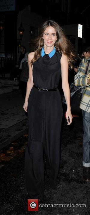 Sunday Girl, real name Jade Williams,  Stella McCartney store Christmas Lighting London, England - 29.11.11