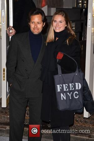 David Lauren, Lauren Bush-Lauren  Celebrities attend a private dinner to celebrate the launch of Stella McCartney's new store on...