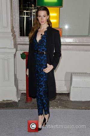 Elettra Wiedemann  Celebrities attend a private dinner to celebrate the launch of Stella McCartney's new store on 112 Greene...