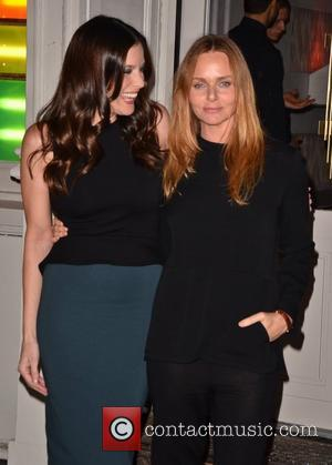 Liv Tyler and Stella Mccartney