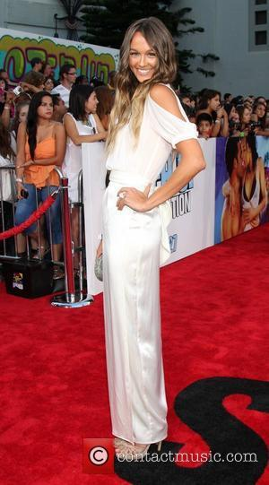 Sharni Vinson The premiere of 'Step Up Revolution' held at Graumans Chinese Theater - Arrivals Los Angeles, California - 17.07.12