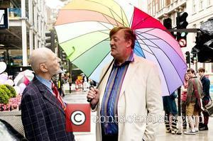 Stephen Fry Delights Sick Teen With Tv Meeting