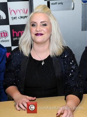 Claire Richards Steps sign copies of their new album 'Light Up The World' at HMV Stockport Stockport, England - 14.11.12