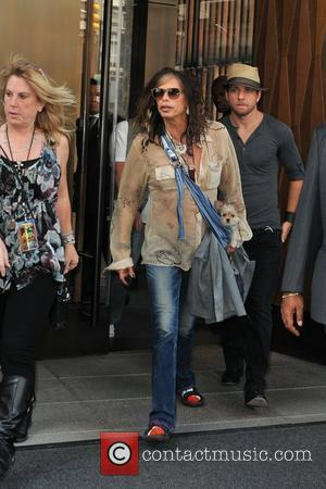 Steven Tyler Was Driven To Idol Panel By Feuding Bandmates