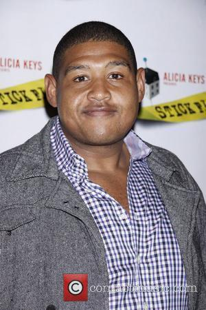 Omar Benson Miller  Opening night of the Broadway play 'Stick Fly' at the Cort Theatre - Arrivals. New York...