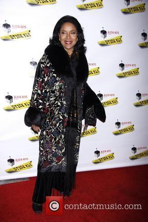 Phylicia Rashad Opening night of the Broadway play 'Stick Fly' at the Cort Theatre - Arrivals. New York City, USA...
