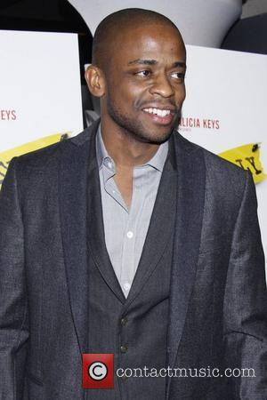Dule Hill   Opening night of the Broadway play 'Stick Fly' at the Cort Theatre - Afterparty  New...