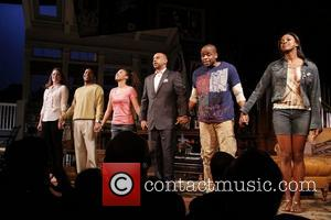 Tracie Thoms and Dule Hill