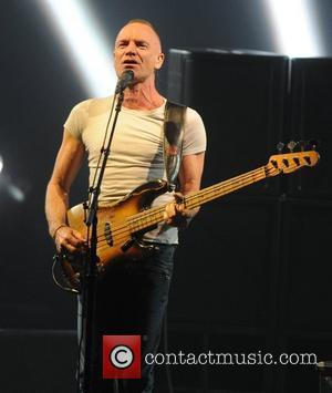 Sting and Hammersmith Apollo