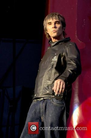 Ian Brown The Stone Roses perform live at Heaton Park - Day 1 Manchester, England - 29.06.12