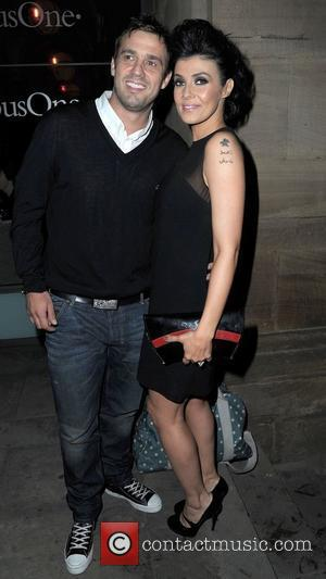 Kym Marsh and Jamie Lomas  World premiere of 'Street of Dreams Musical' afterparty held at The Radisson Hotel -...