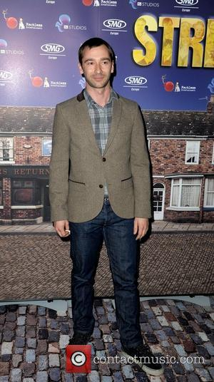 Charlie Condou World premiere of 'Street of Dreams Musical' held at the Manchester Arena - Arrivals Manchester, England - 10.05.12