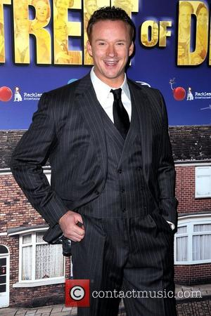 Russell Watson World premiere of 'Street of Dreams Musical' held at the Manchester Arena - Arrivals Manchester, England - 10.05.12