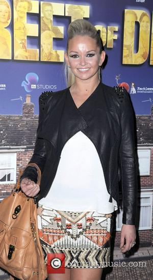 Jennifer Ellison,  World premiere of 'Street of Dreams Musical' held at the Manchester Arena - Arrivals. Manchester, England -...
