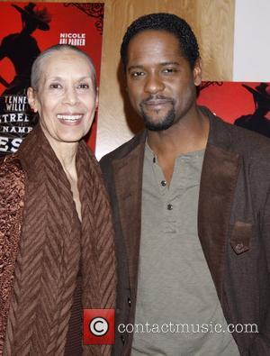 Carmen De Lavallade and Blair Underwood