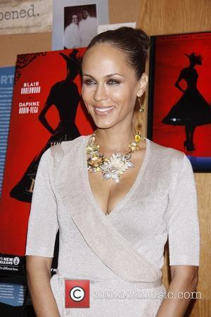 Nicole Ari Parker from the TV show 'Soul Food'  Meet and greet with Broadway's 'A Streetcar Named Desire', held...
