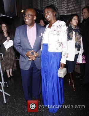 Al Roker and Deborah Roberts  Broadway opening night of 'A Streetcar Named Desire' at the Broadhurst Theatre – Arrivals....