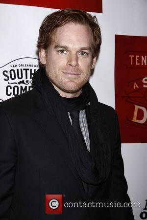 Michael C. Hall Puts On Brave Face In Hollywood
