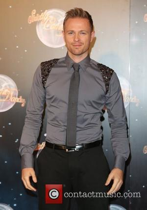 Nicky Byrne Strictly Come Dancing 2012 launch - Arrivals London, England - 11.09.12