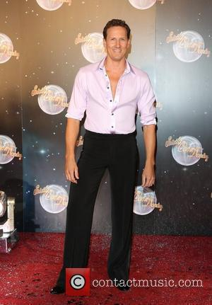 Brendan Cole Strictly Come Dancing 2012 launch - Arrivals London, England - 10.09.12