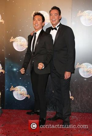 Bruno Tonioli and Craig Revel Horwood Strictly Come Dancing 2012 launch - Arrivals London, England - 11.09.12