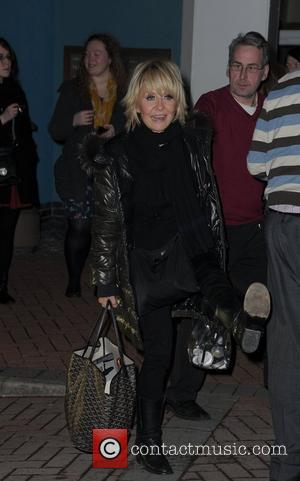 Lulu,  at the Strictly Come Dancing Live Final held at the Pleasure Beach Casino. Blackpool, England - 17.12.11