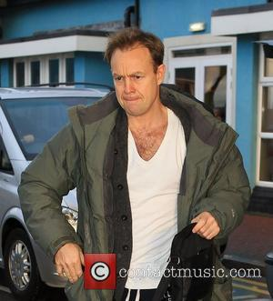 Jason Donovan Strictly Come Dancing finalists leaving their hotel ahead of tonight's final Blackpool, England - 17.12.11