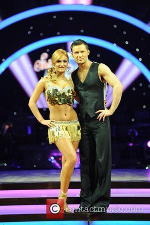 Aliona Vilani, Harry Judd 'Strictly Come Dancing' Live Tour - Photocall Birmingham, England - 19.01.12