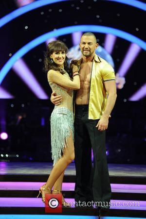 Anita Dobson, Robin Windsor 'Strictly Come Dancing' Live Tour - Photocall Birmingham, England - 19.01.12