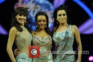 Chelsee Healey, Anita Dobson and Strictly Come Dancing