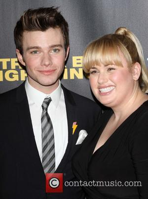 Chris Colfer; Rebel Wilson Tribeca Film presents the premiere of 'Struck By Lightning' at Mann Chinese 6 - Arrivals...