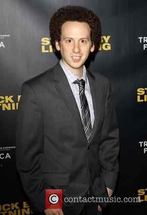 Josh Sussman Tribeca Film presents the premiere of 'Struck By Lightning' at Mann Chinese 6 - Arrivals  Featuring: Josh...