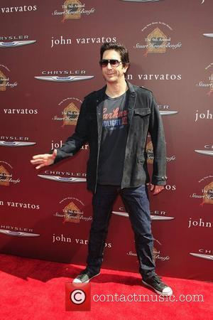 David Schwimmer at the 9th Annual John Varvatos Stuart House Benefit. West Hollywood, California - 11.03.12