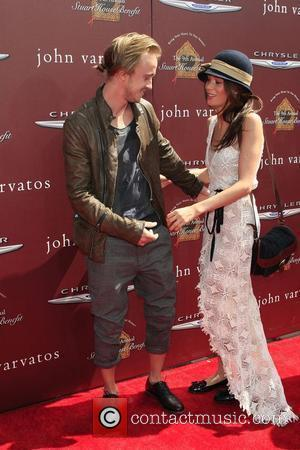 Tom Felton at the 9th Annual John Varvatos Stuart House Benefit. West Hollywood, California - 11.03.12