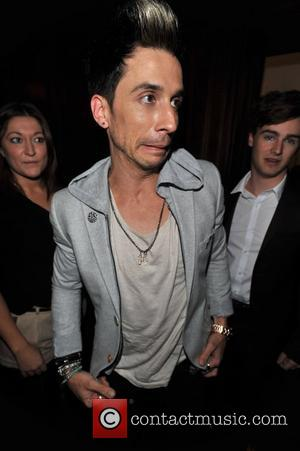Russell Kane Style for Stroke - launch party held at No. 5 Cavendish Square. London, England - 02.10.12